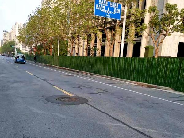郑州围挡租赁的安装要求和标准!