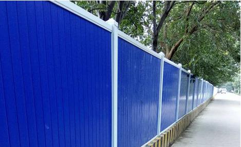 使用PVC围挡的注意事项是什么?