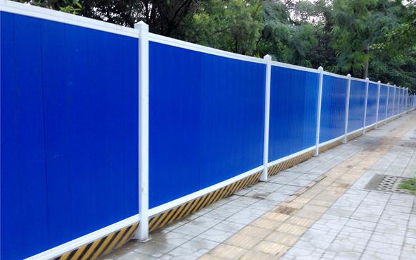 郑州施工围挡的规格及构造