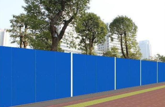 郑州施工围挡的设置要求